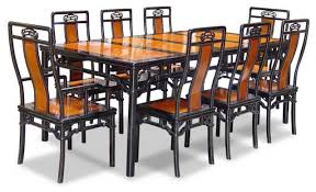 oriental dining room chairs. facelift rosewood ming style dining table with 8 chairs asian tables || oriental room r