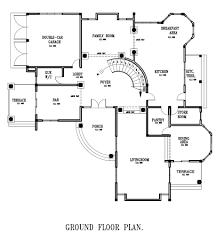building floor plans ghana house plan
