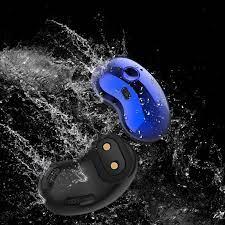 Mini 8D Bluetooth 5,1 TWS Earbuds Headset IPX4 mit Mic Mikrofon
