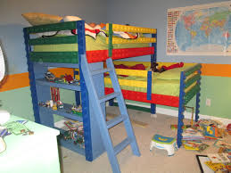 lego furniture for kids rooms. kids rooms lego corner bunk beds furniture for