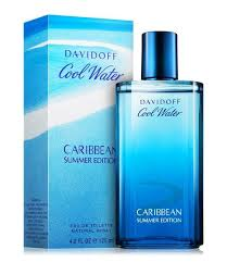 <b>Davidoff Cool Water</b> Caribbean Summer Eau De Toilette 4.2 oz