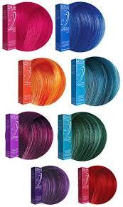 Ion Color Brilliance Semi Permanent Color Chart Ion Color Brilliance Brights Semi Permanent Its Happening