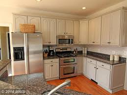 Baltic Brown Granite Kitchen Traditional Kitchen With Subway Tile Undermount Sink In Leesburg