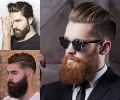 Men S Hairstyles Beards Trends 2017 Hairstyles Haircuts And