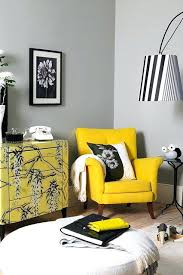 Yellow and grey furniture Modern Yellow Hermine Yellow And Black Bedroom Ideas Black And White Room Decorating Ideas