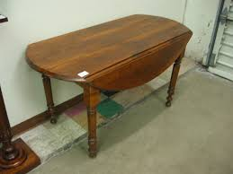 attractive drop leaf table round 9 com ina cottage 42 inch antique