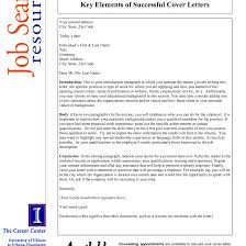 Elements Of A Good Cover Letter Elements Of A Good Cover Letter Oloschurchtp 18