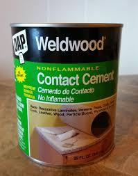 An alternative to Hot Glue for gluing foam board