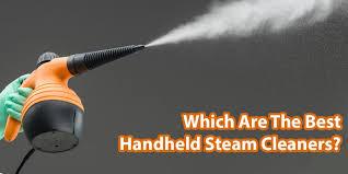 5 best handheld steam cleaners 2021