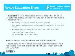 Children S Hospital Doctors Note - Kleo.beachfix.co