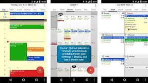 10 Best Calendar Apps For Android For 2018 Android Authority