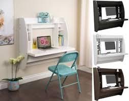 Image is loading Wall-Mounted-Floating-Computer-Student-Desk-Kids-Desks-