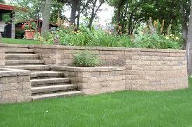 garden ideas for retaining walls backyard retaining wall designs inspiring exemplary ideas about