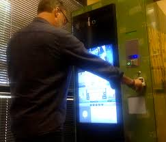 American Green Vending Machine Best Buy Weed Booze Other Controlled Products From Vending Machine