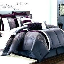 dark purple fl bedspread solid quilt comforter set sets bedroom ideas queen duvet cover deep plain dark