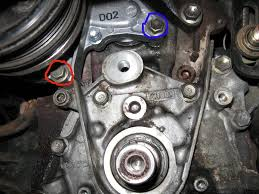 DIY Timing belt and water pump replacement Corolla 93-97 - Toyota ...
