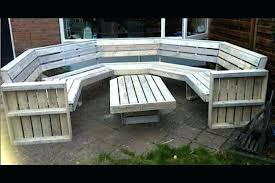 pallet outside furniture. Recycled Pallets Outdoor Furniture Wooden Pallet Ideas Things Wood Diy Outside