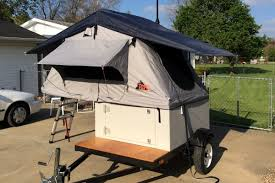 here is a shoot of gary s diy explorer box camping trailer as entrancing roof top