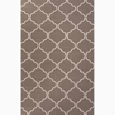 Moroccan Lattice Rug 9x12 Warm Brown Design Popular Home Interior