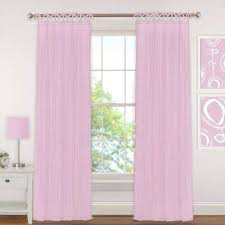 tab top sheer curtains. L Polyester Sheer Window Curtain PaneL In Tab Top Curtains