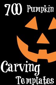 Hunting Pumpkin Carving Pattern Simple Design