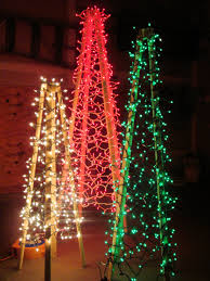 Wow Lights Mega Tree Outdoor Christmas Trees Diy Christmas Lights Diy