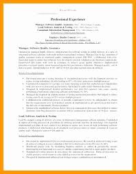 Quality Analyst Cv Quality Control Analyst Resume Russiandreams Info