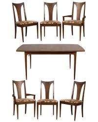 Broyhill Brasilia Dining Table And Six Chairs Jun 29 2017