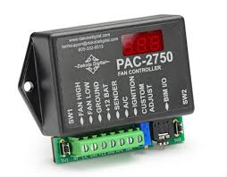 dakota digital programmable dual fan controllers pac 2750 dakota digital programmable dual fan controllers pac 2750 shipping on orders over 99 at summit racing