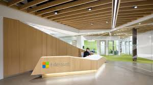 microsoft office headquarters.  Office Clive Wilkinson Transforms Vancouver Department Store Into Headquarters For  Microsoft Throughout Office Headquarters C