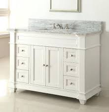 36 Inch White Bathroom Vanity Inch White Vanity With White Marble