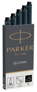 Купить <b>Картридж Parker Quink Ink</b> Z11 (1950382) черный чернила ...