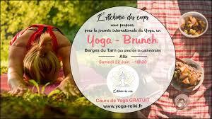 Yoga Brunch Cours De Yoga Gratuit à Albi 81000 Tous Voisins