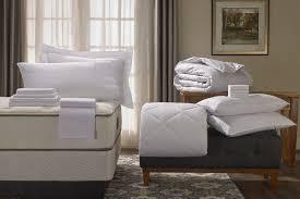 cotton stripe bed bedding set