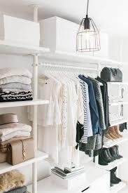 Walk In Closet Pinterest Best 25 White Closet Ideas On Pinterest White Wardrobe Closet