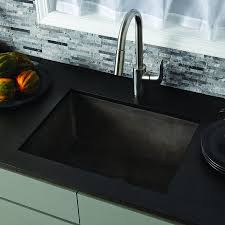 Native Trails 24 X 18 Farmhouse Reversible Kitchen Sink Slate