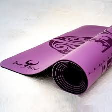the 2nd wind health sticky yoga mat