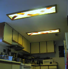 kitchen fluorescent lighting. Fluorescent Lighting Decorative Kitchen Light Covers Within Size 945 X 959 L