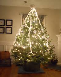 Little White Christmas Lights Xmas Tree Decorating Ideas With Cool Small Natural Christmas