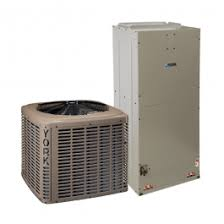 york 4 ton. czh04812c - ahx61d4p121 4 ton 17 seer york series air conditioning system