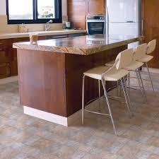 Vinyl Tile Flooring Kitchen Trafficmaster Take Home Sample Allure Yukon Tan Resilient Vinyl