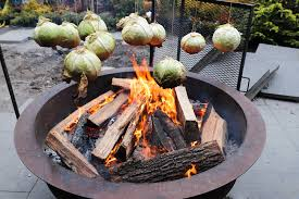 wood fire food custom catering events