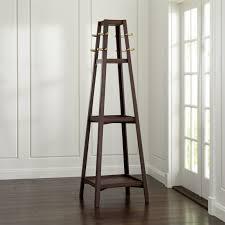 winsome standing coat rack 34 wooden racks free target brown color many hanging sheet and door