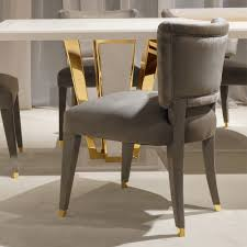 contemporary italian dining room furniture. Interior And Home: Elegant Modern Italian Luxury Mink Velvet Dining Chair Juliettes Interiors Chairs From Contemporary Room Furniture