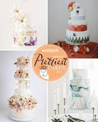 Canadas Prettiest Wedding Cakes For 2017 Weddingbells