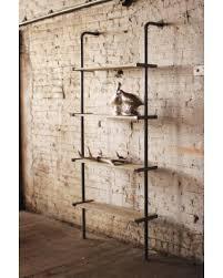 metal and wood wall shelves astonishing hot tall shelving unit interiors 6