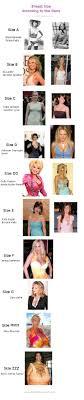 A Breast Size Chart Whadda Heck