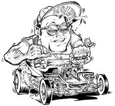 Small Picture Rat Fink Coloring Pages coloring Pages Pinterest Rat fink