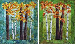 Cathy Geier's Quilty Art Blog: Lecture/Workshops & In this one day class students will create a landscape featuring birch trees,  background and foreground foliage. They will learn how to create a natural  ... Adamdwight.com