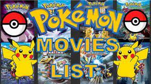 Pokemon All Movies Hindi Dubbed Download (360p, 480, 720p HD ...
